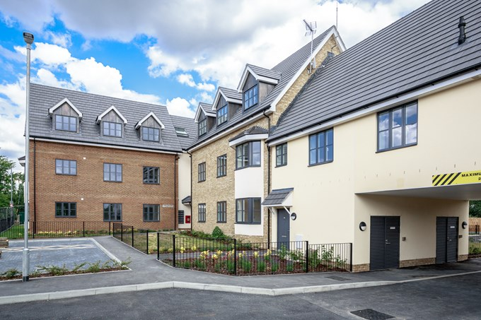 Cherry Tree Court (2 Bed Apartments) - Introduction